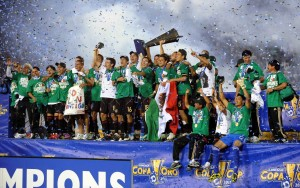 CAMPEON COPA ORO MEXICO