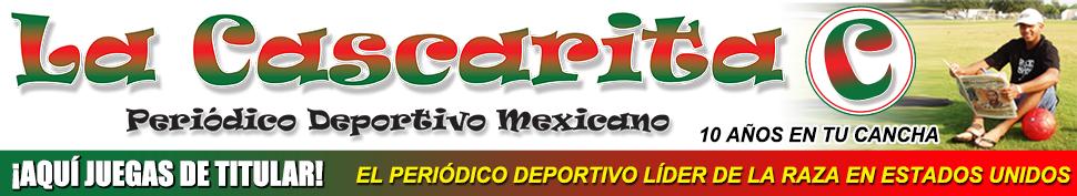 La Cascarita Periódico Deportivo Mexicano